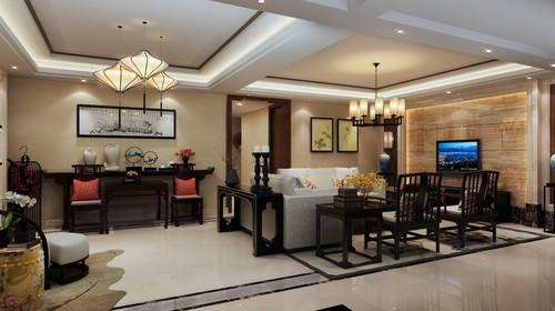 金水公寓—复式新中式